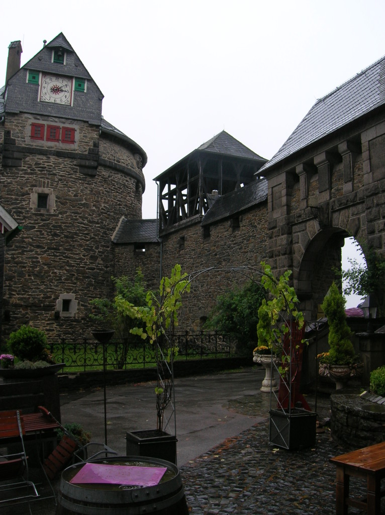 Schloss Burg, outside the town of Solingen