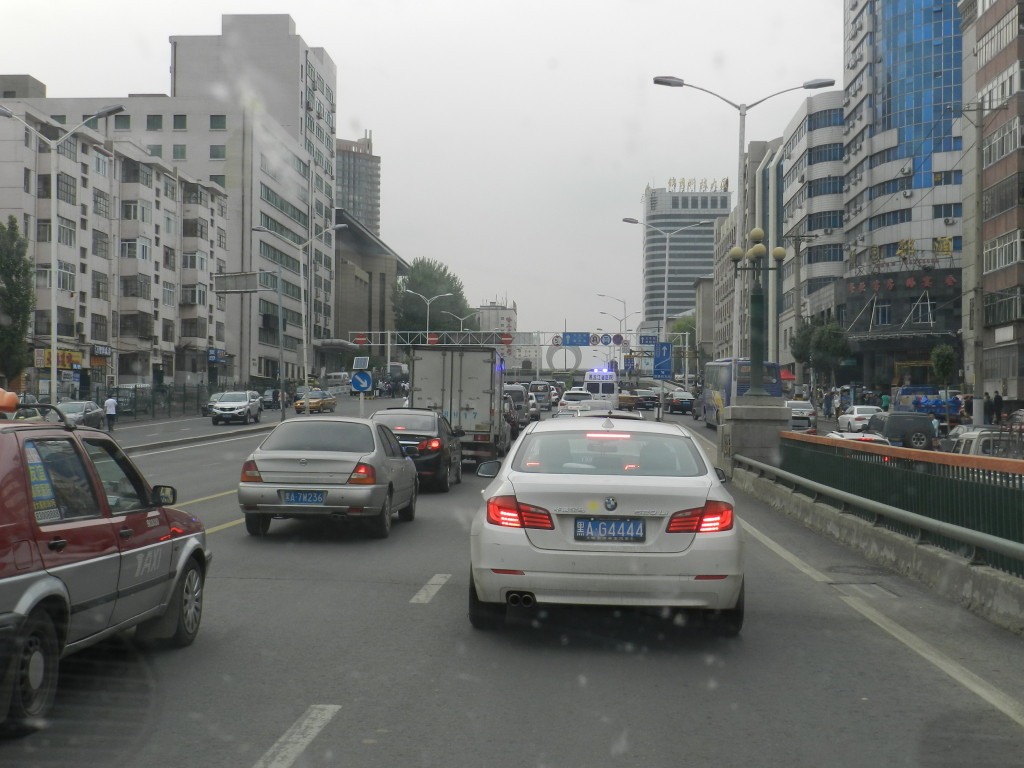 Harbin traffic