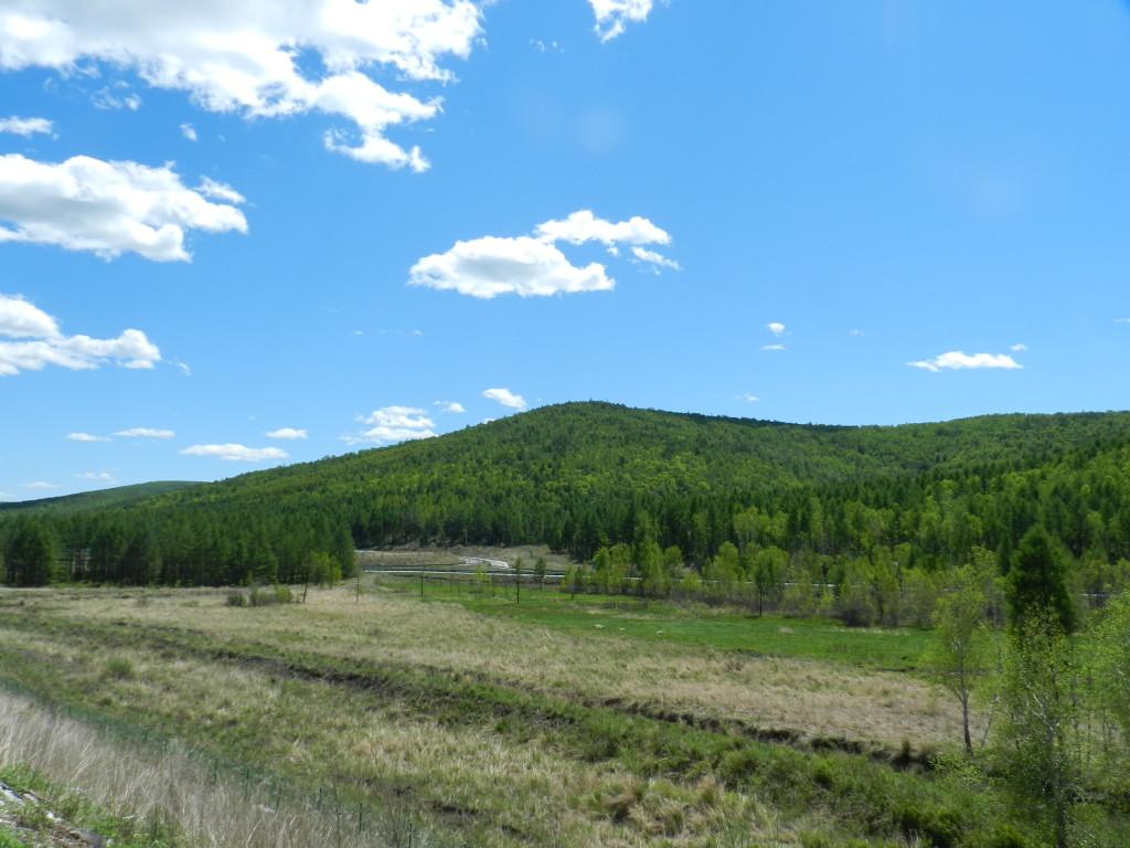 Scenery in Inner Mongolia