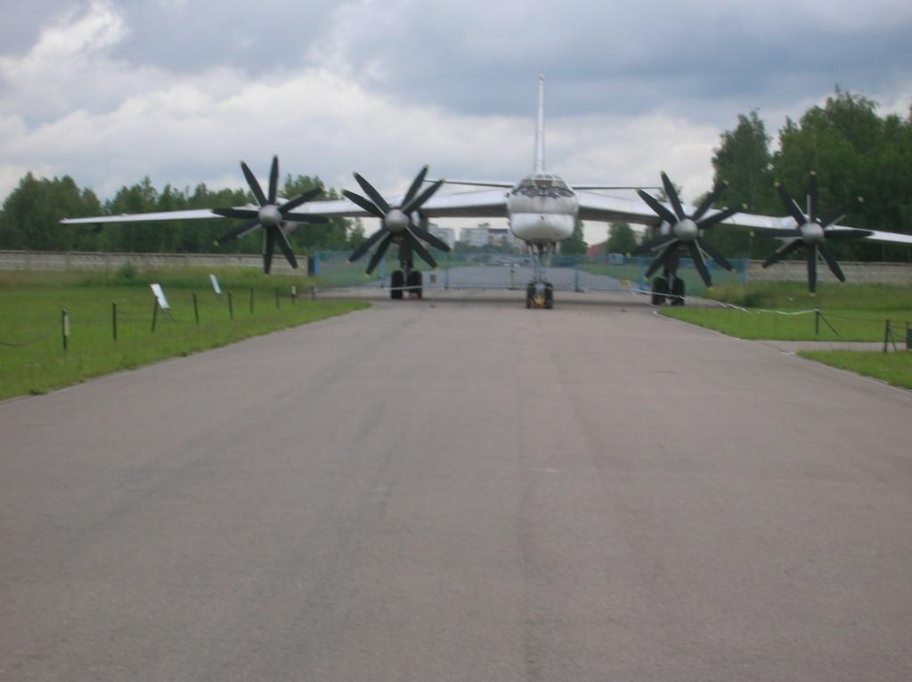 An-12 transport aircraft
