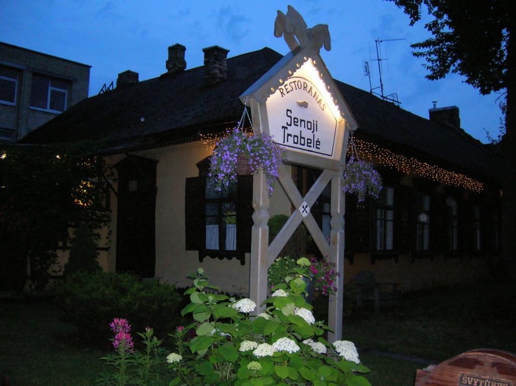 Senoji Trobele Restaurant