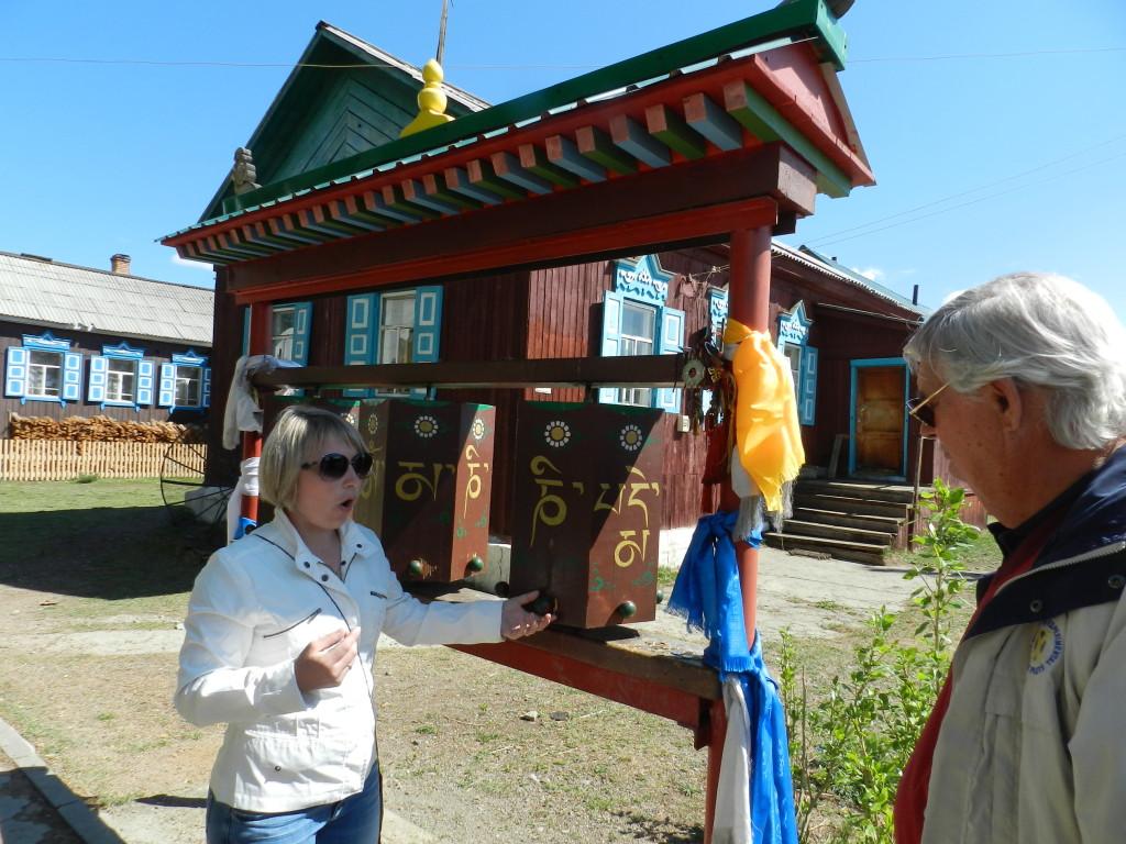 Buddhist Monastary tour