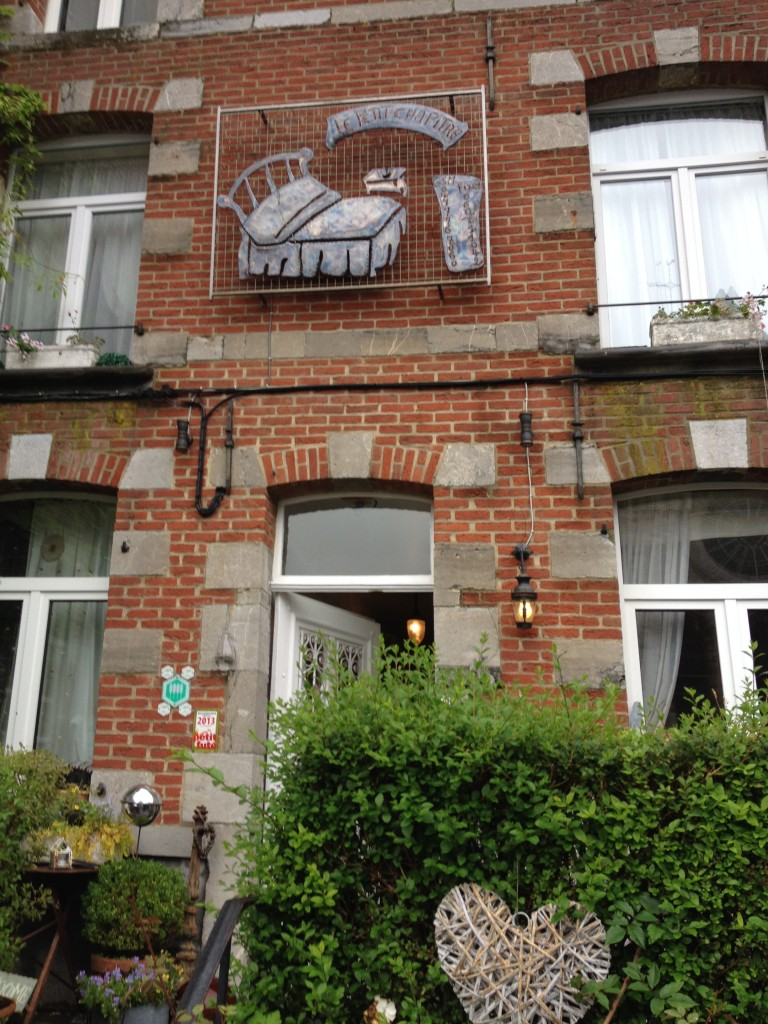 La Petite Chapitre Bed and Breakfast in Chimay