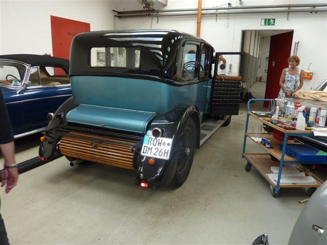 Klaus's Daimler