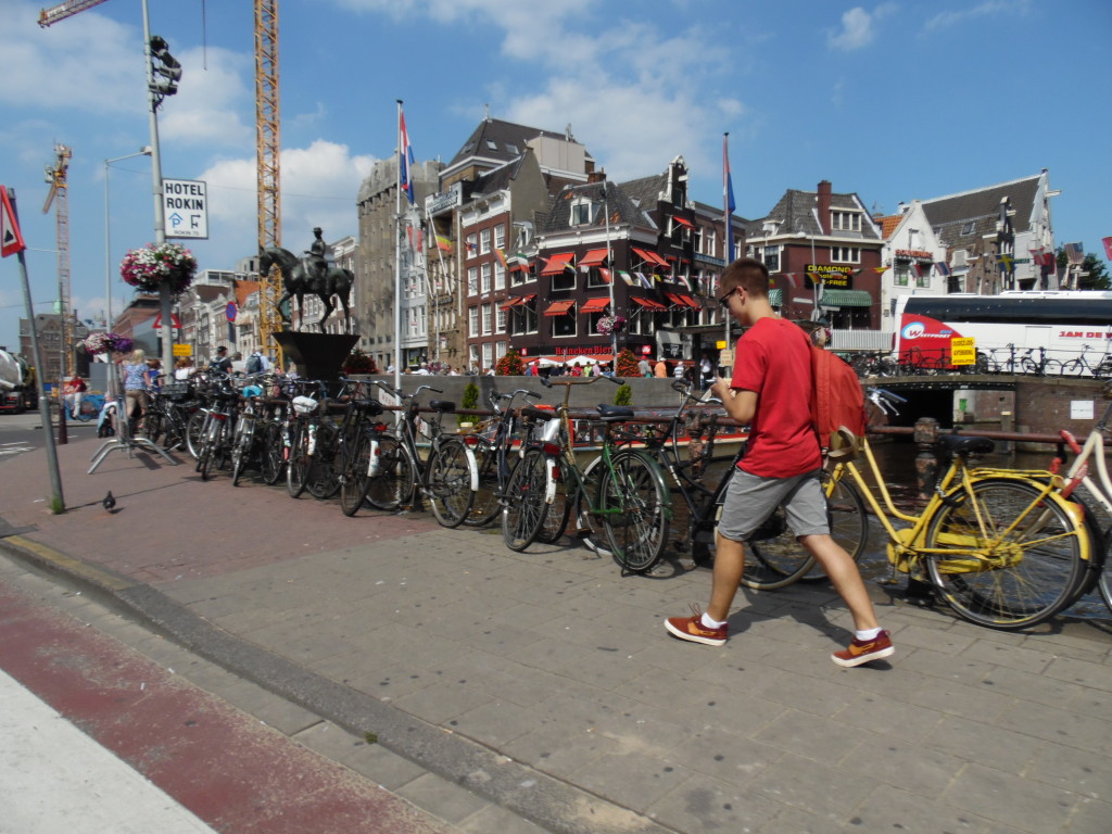 More bikes....