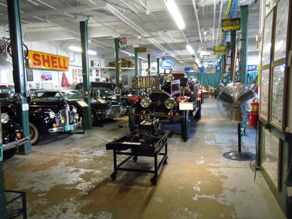 The Hemmings Auto Museum