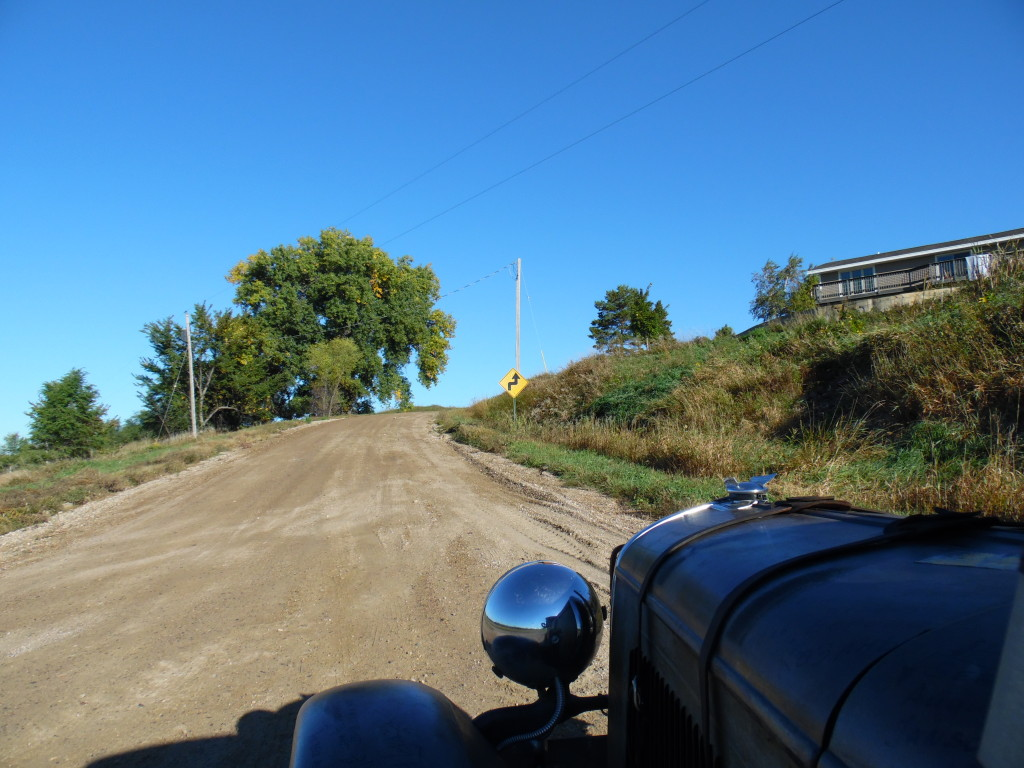 Heading onto another YT back road adventure....
